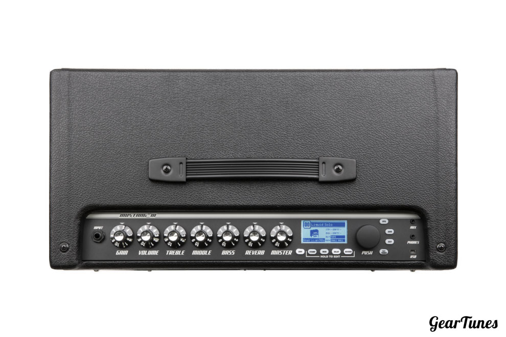 Solid State Amps Fender Mustang III (V.2) 5