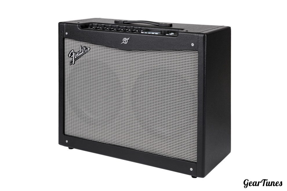 Solid State Amps Fender Mustang IV (V.2) 2