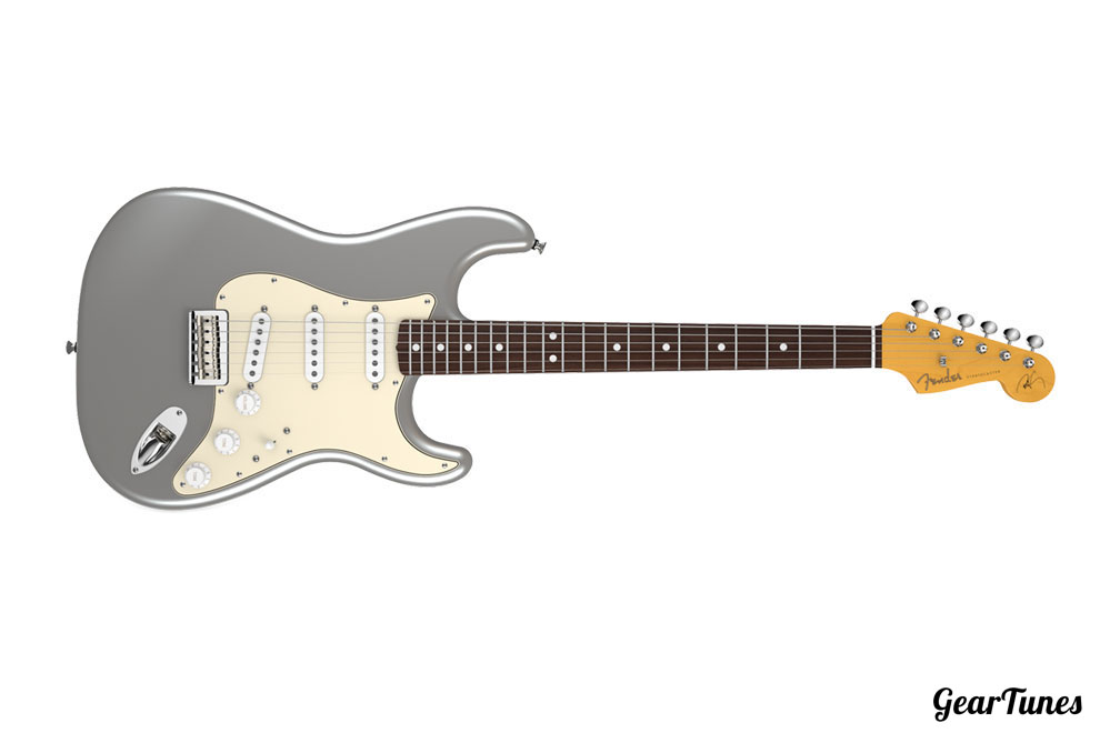 Artist Signature Fender Robert Cray Stratocaster 2
