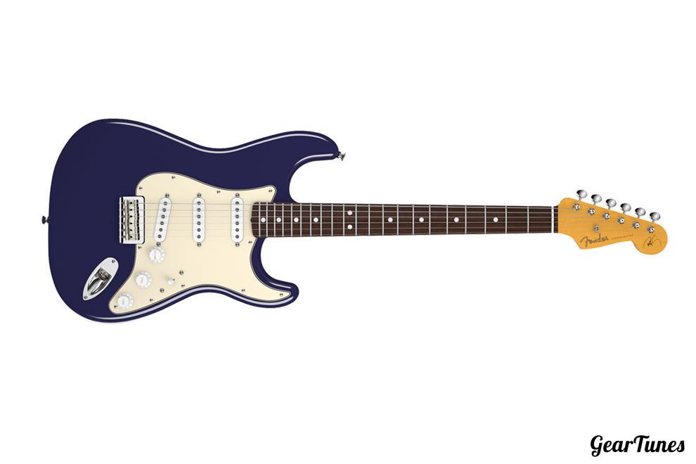 Artist Signature Fender Robert Cray Stratocaster 3