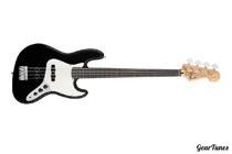 Fender Standard Jazz Bass Fretless