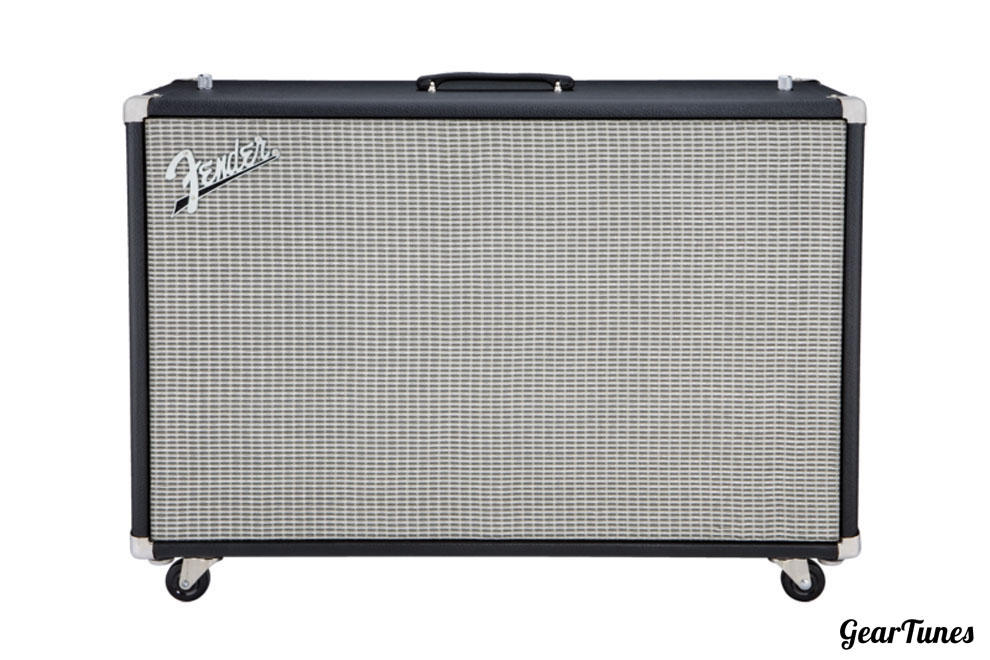 2x12 Closed Back Fender Super-Sonic 60 212 Enclosure