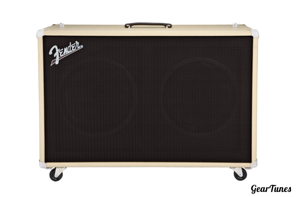 2x12 Closed Back Fender Super-Sonic 60 212 Enclosure 2