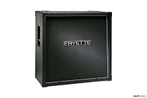 Fryette FatBottom 4X12 Straight Speaker Cabinet