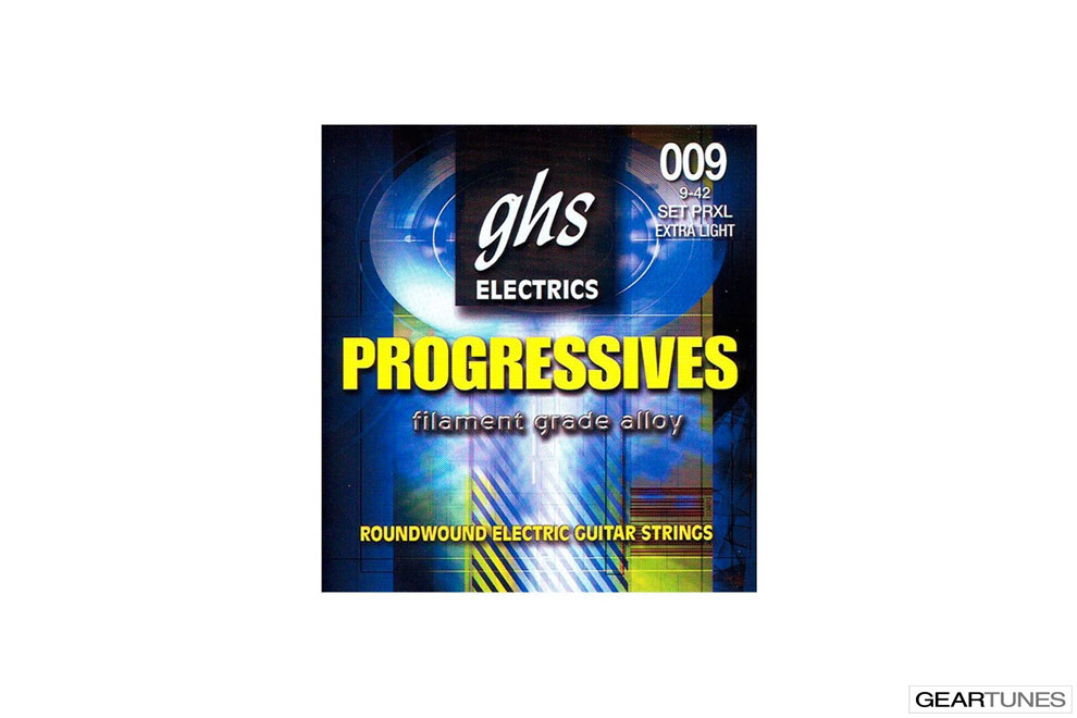 Accessories GHS Progressives, 9-42