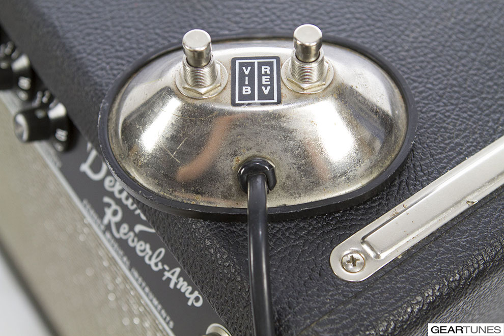 GearShots Fender '65 Deluxe Reverb (reissue) 2