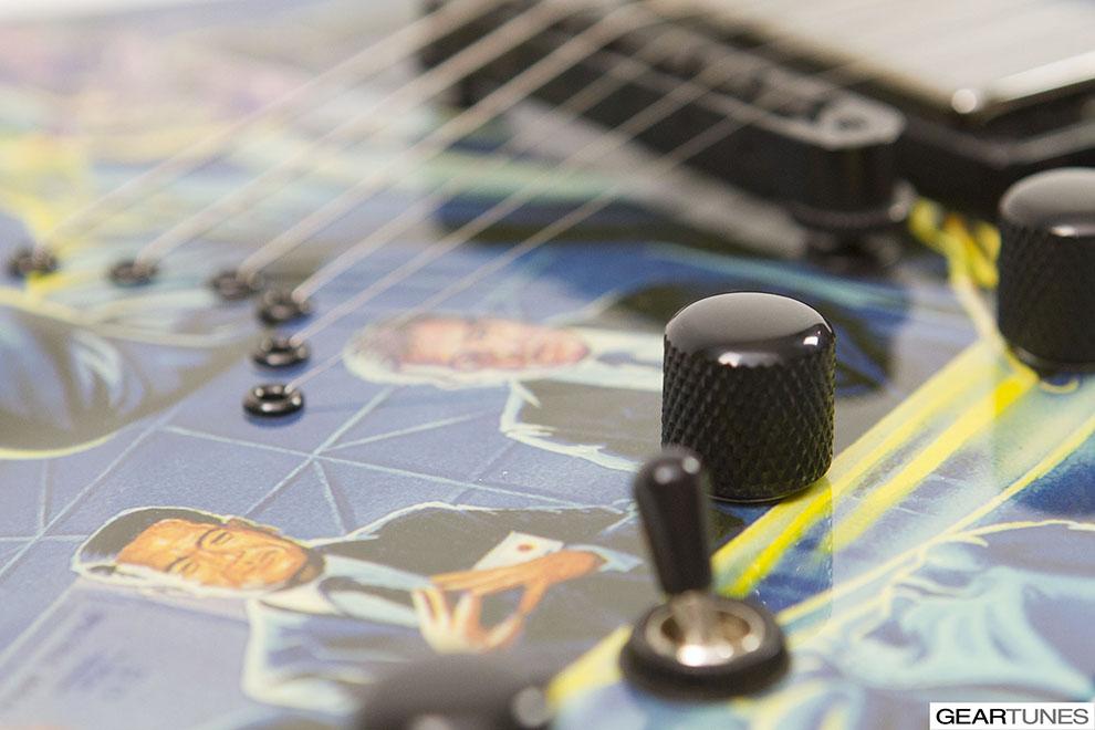 GearShots Dean Dave Mustaine VMNT Rust in Peace 13