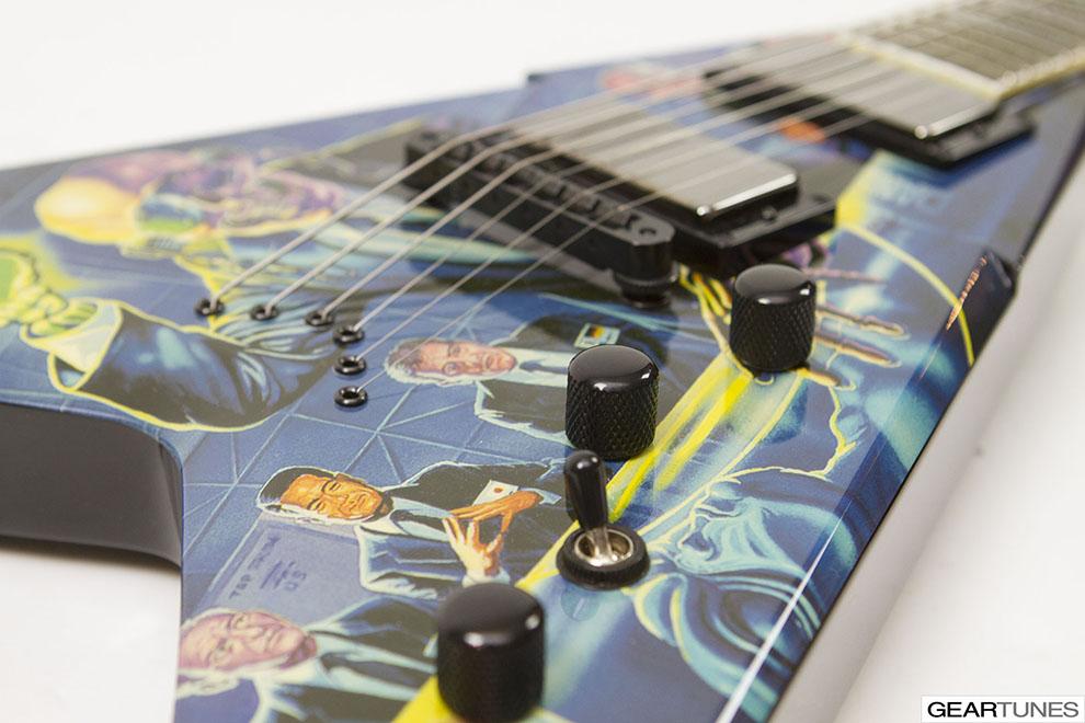 GearShots Dean Dave Mustaine VMNT Rust in Peace 12