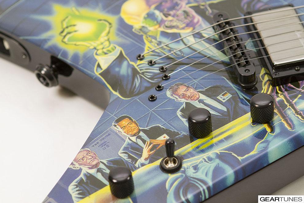 GearShots Dean Dave Mustaine VMNT Rust in Peace 11