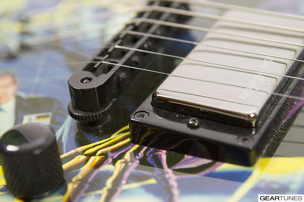 GearShots Dean Dave Mustaine VMNT Rust in Peace 10