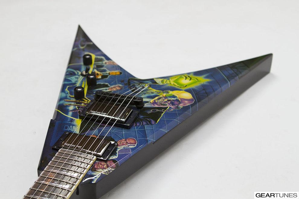 GearShots Dean Dave Mustaine VMNT Rust in Peace 5