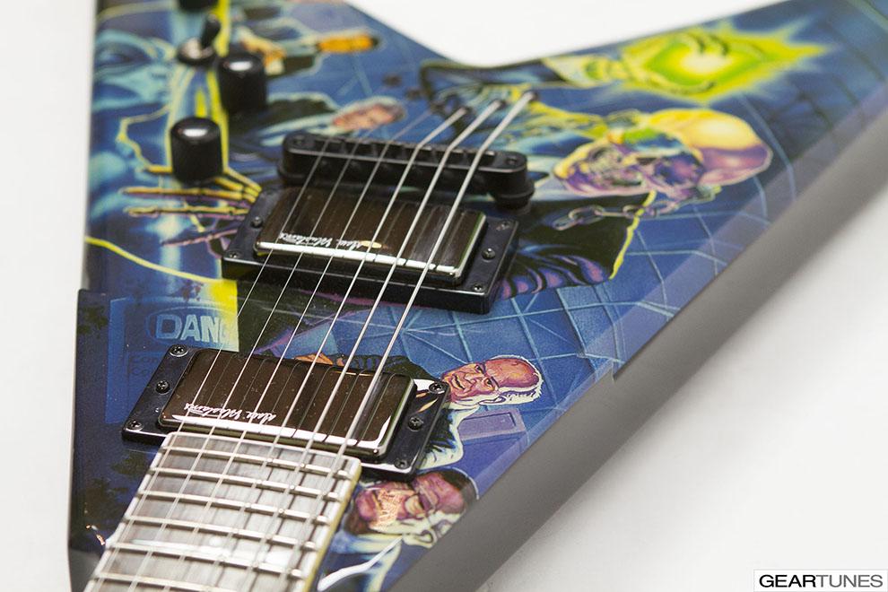 GearShots Dean Dave Mustaine VMNT Rust in Peace 6