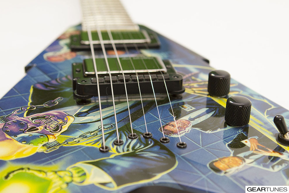 GearShots Dean Dave Mustaine VMNT Rust in Peace 2