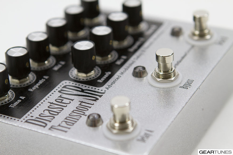 GearShots EarthQuaker Devices Disaster Transport SR 2