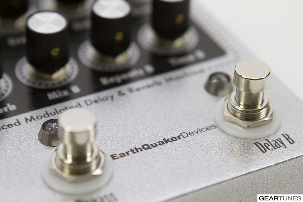 GearShots EarthQuaker Devices Disaster Transport SR