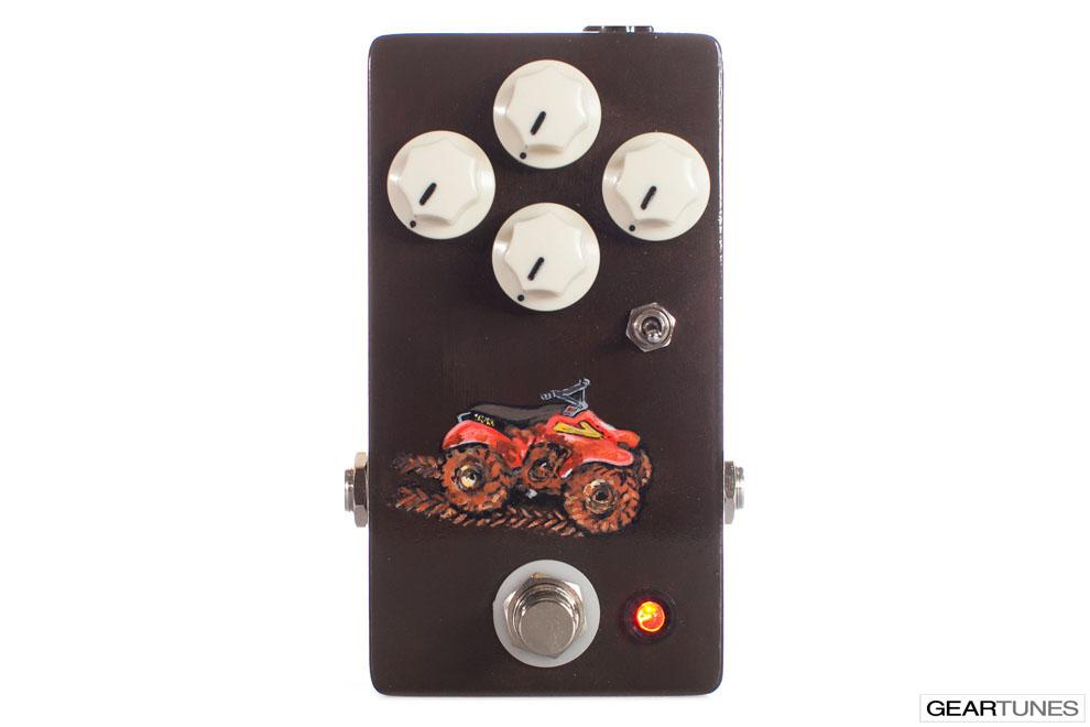 Bass Fuzz JHS 4 Wheeler 4