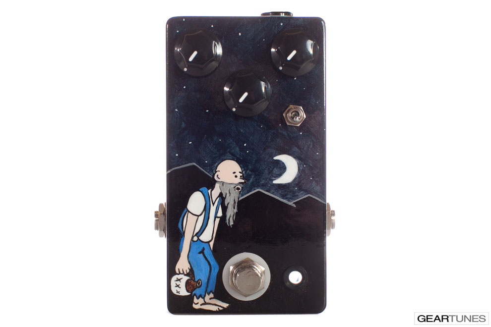 Overdrive JHS Moonshine Overdrive 4