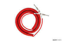 JHS Lava 20' Retro Coil Cable (Straight/Straight)