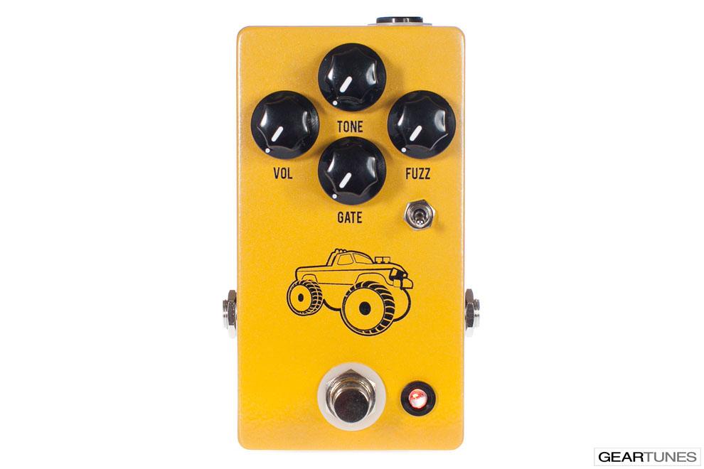 Bass Fuzz JHS 4 Wheeler