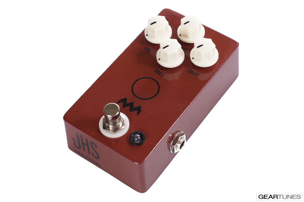 Overdrive JHS Charlie Brown Channel Drive 2