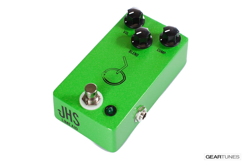 Compression and Sustain JHS Lime Aid 2