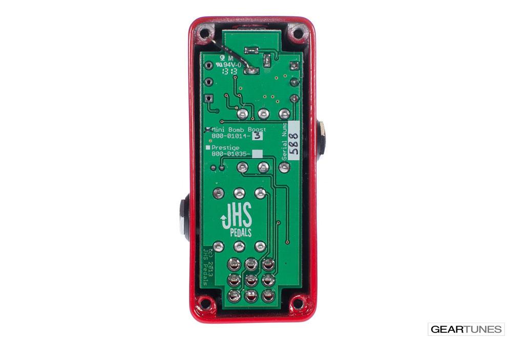 Boost and Buffer JHS Mini Bomb Boost 3