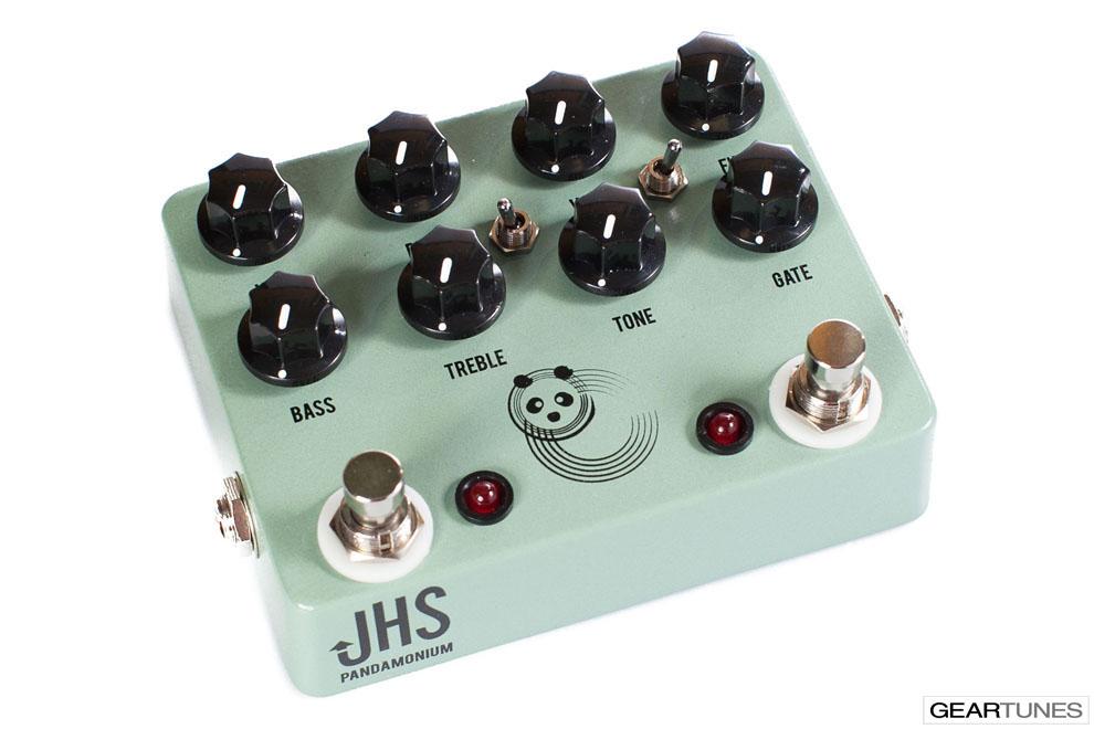 Bass Fuzz JHS Pandamonium 2