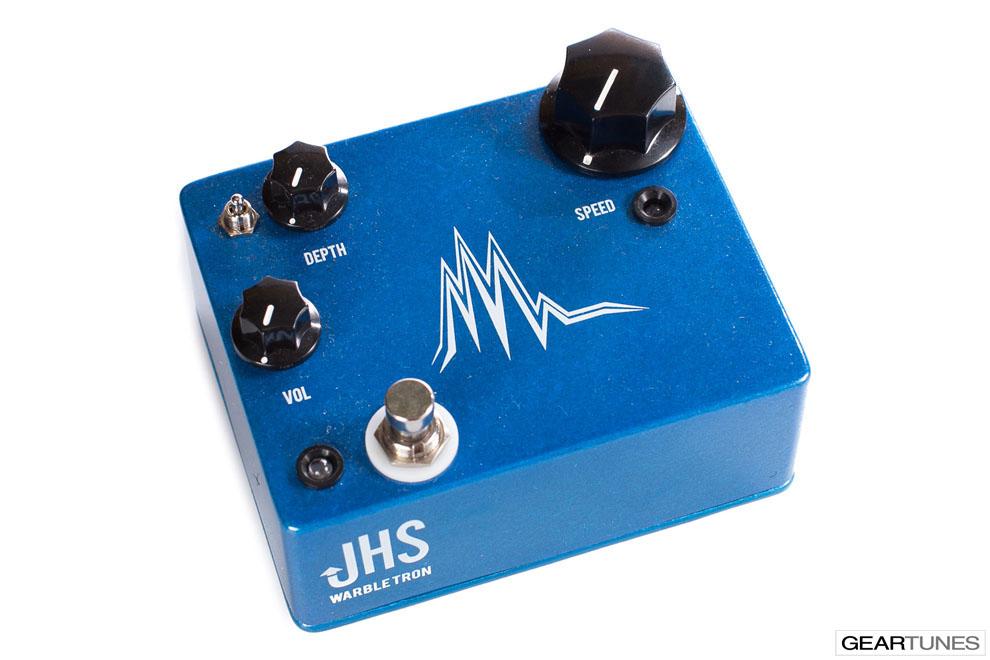 Vibrato JHS Warble Tron 2