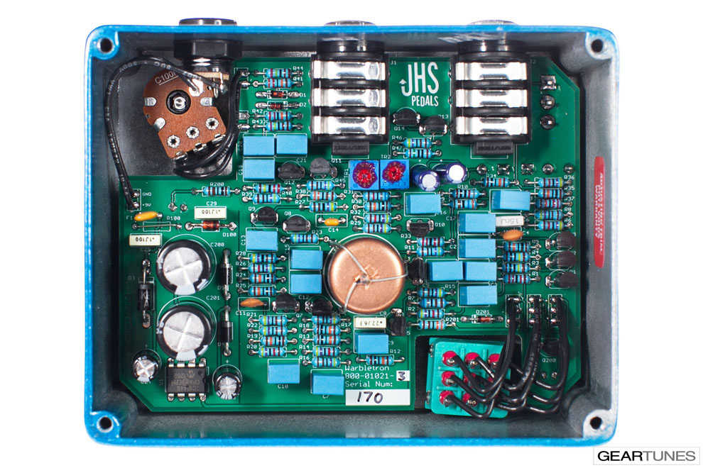 Vibrato JHS Warble Tron 3
