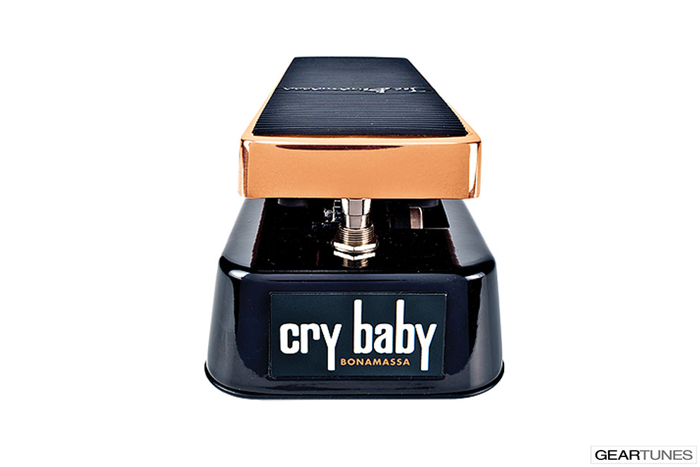 Wah Dunlop Manufacturing Joe Bonamassa Cry Baby
