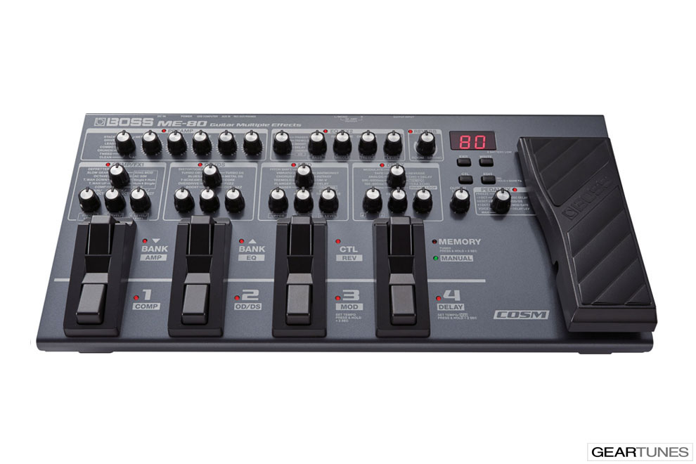 Multi-effects Boss ME-80