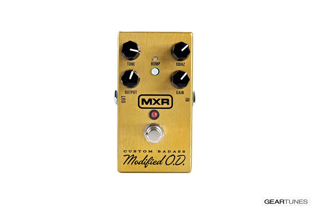 Effects MXR Custom Badass Modified O.D.