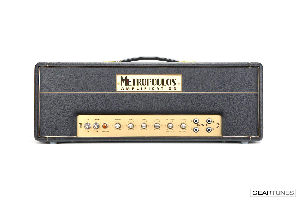 Tube Amps Metropoulos GPM45
