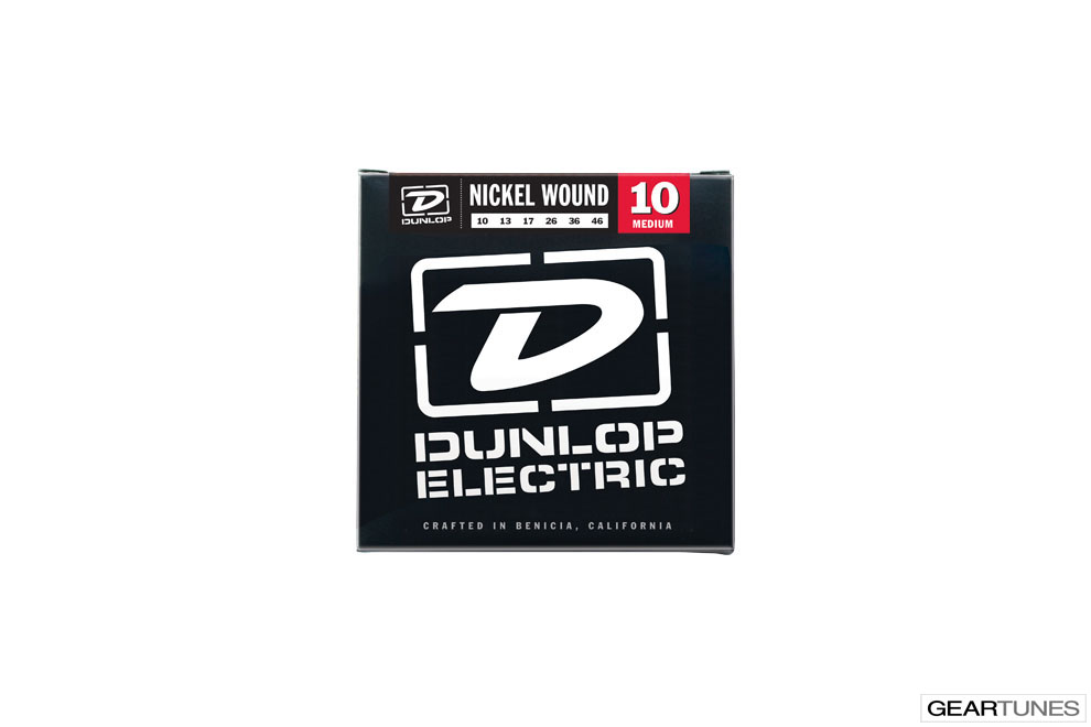 Accessories Dunlop Manufacturing Dunlop Nickel Plated Steel Guitar Strings