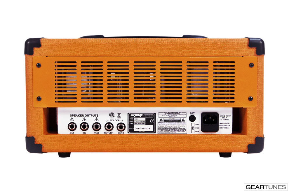 Amps Orange OR15H 4