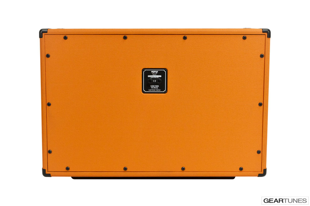 2x12 Closed Back Orange PPC212 4