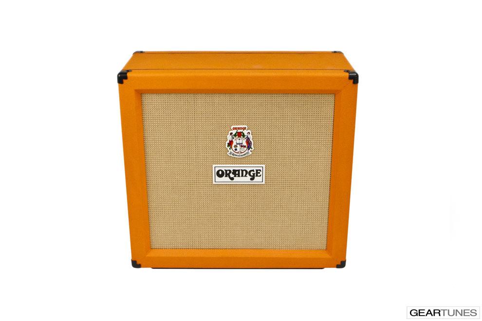 4x10 Closed Back Orange PPC410