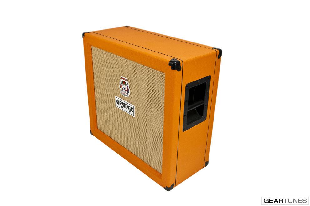 4x10 Closed Back Orange PPC410 2