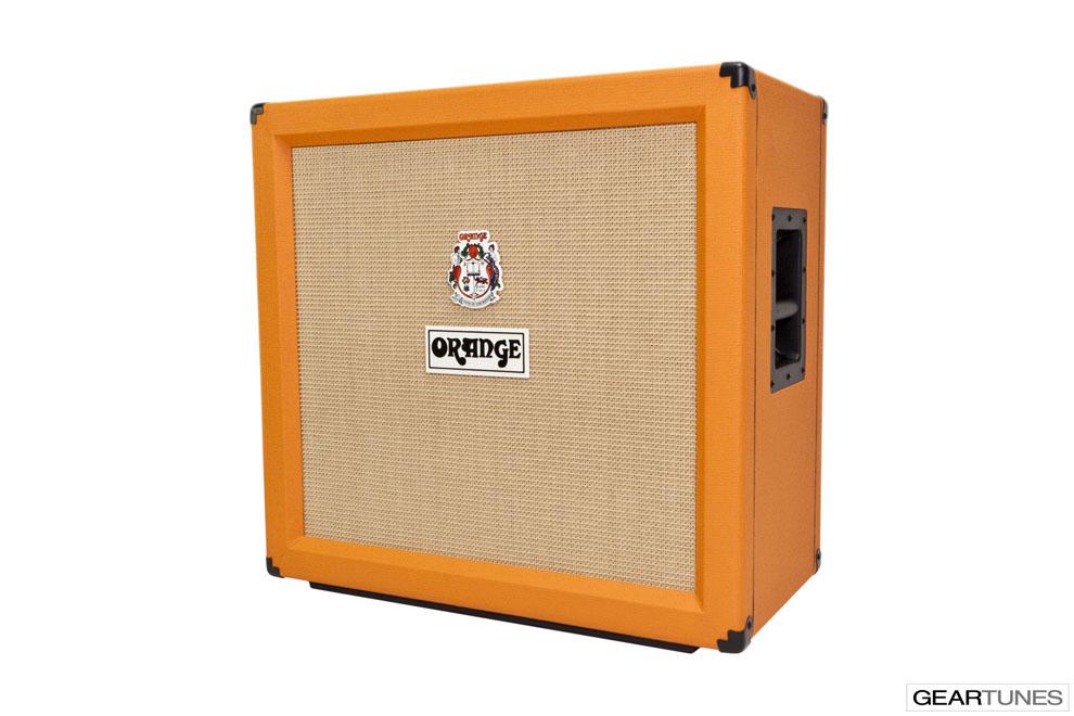 4x12 Orange PPC412 Compact 2