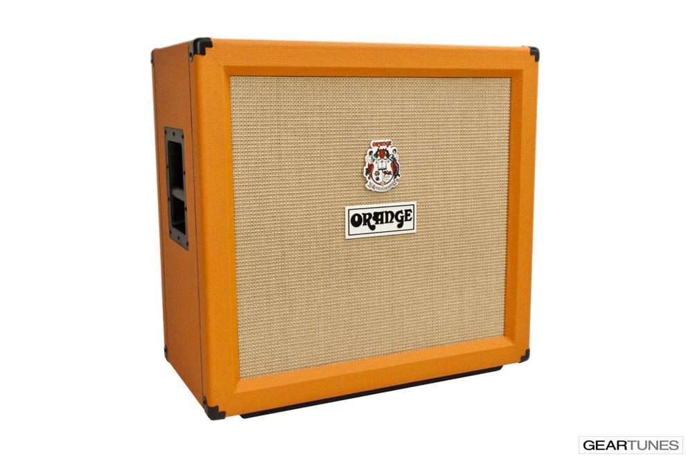 4x12 Orange PPC412 Compact 3