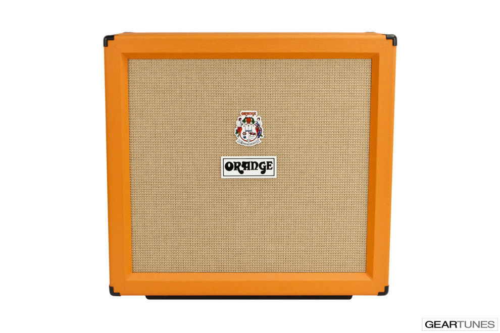 Cabinets Orange PPC412 (straight front)