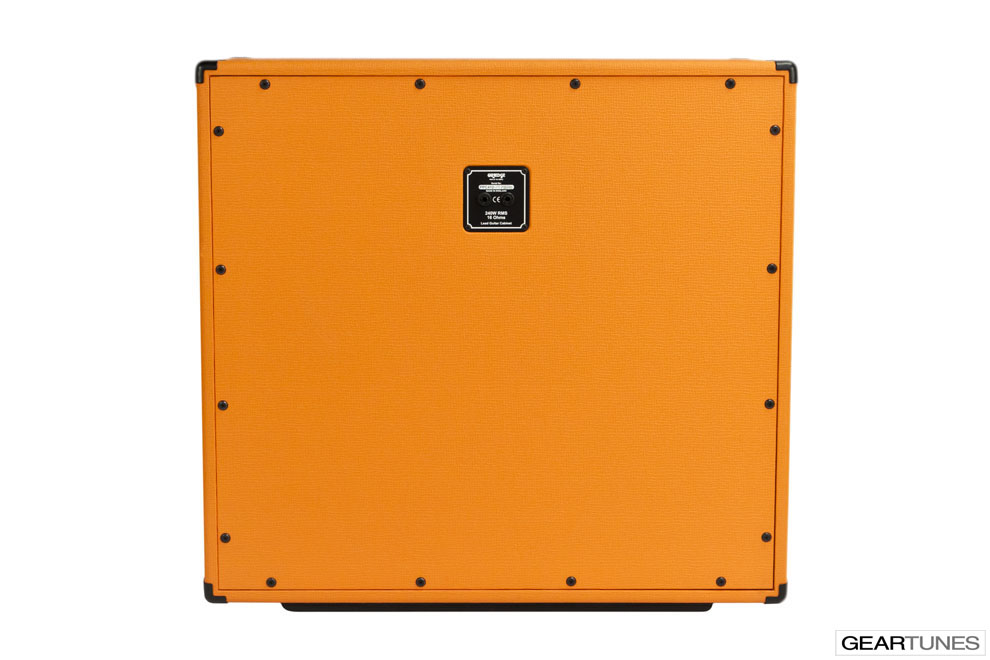 Cabinets Orange PPC412 (straight front) 2