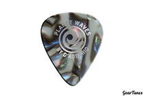 Planet Waves Abalone Celluloid Standard Shape Heavy Gauge