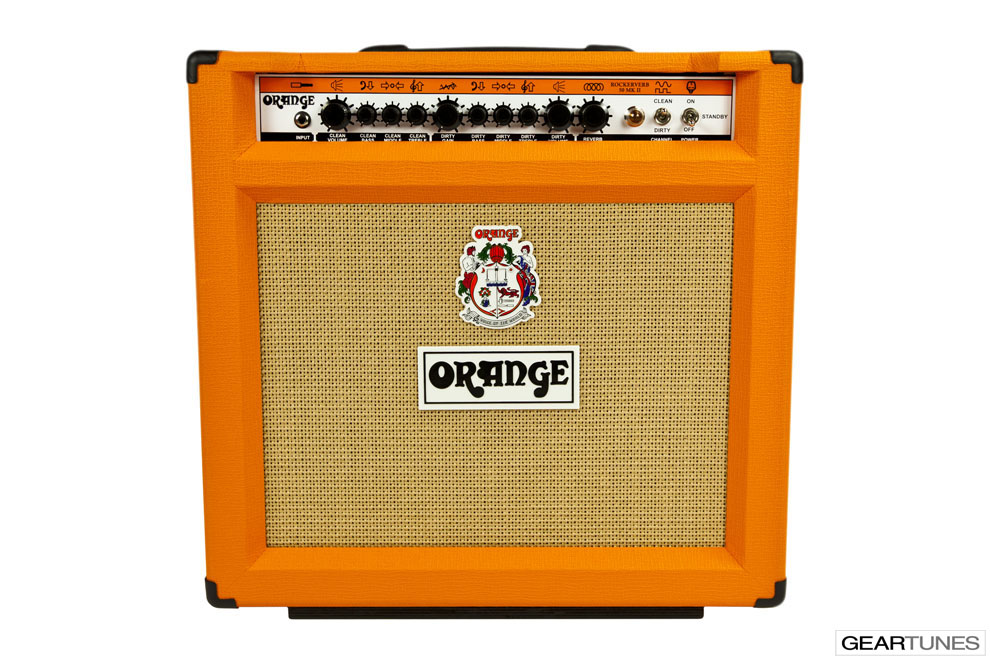 Combos Orange Rockerverb 50 MKII 1x12 Combo 6