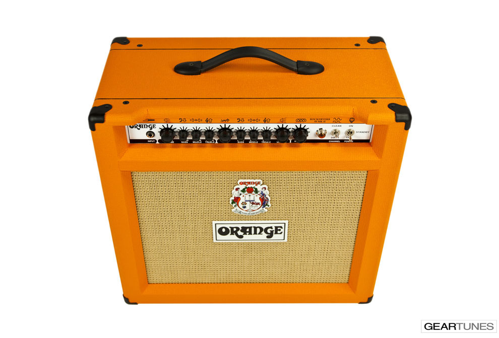 Combos Orange Rockerverb 50 MKII 1x12 Combo