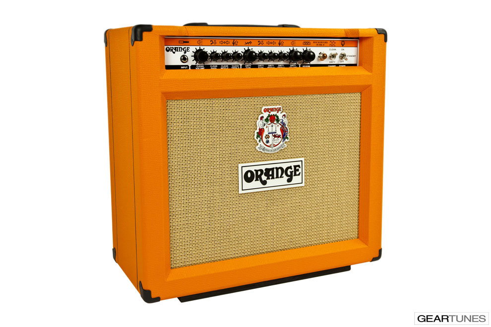 Combos Orange Rockerverb 50 MKII 1x12 Combo 3
