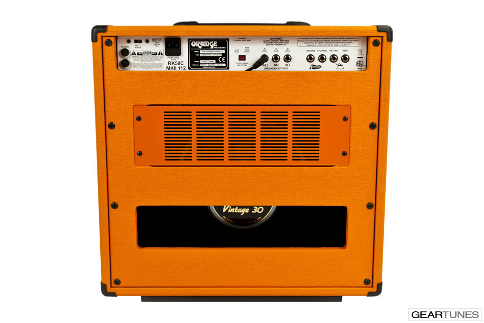 Combos Orange Rockerverb 50 MKII 1x12 Combo 4