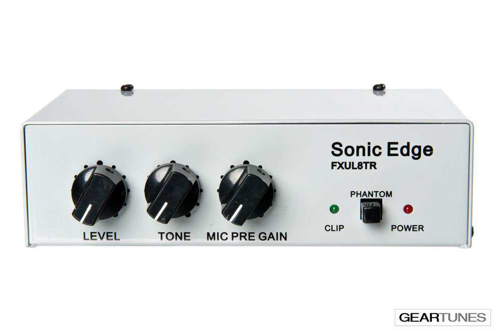 Treasure Chest Sonic Edge FXUL8TR