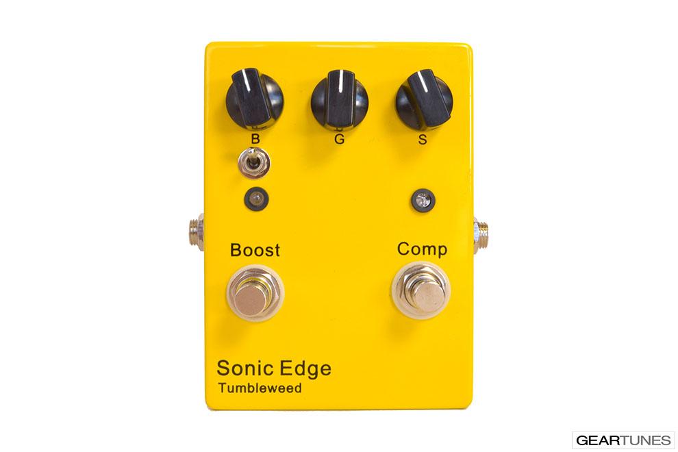 Compression and Sustain Sonic Edge Tumbleweed