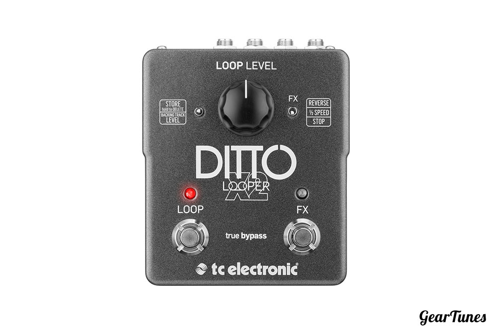 Looper TC Electronic Ditto Looper X2